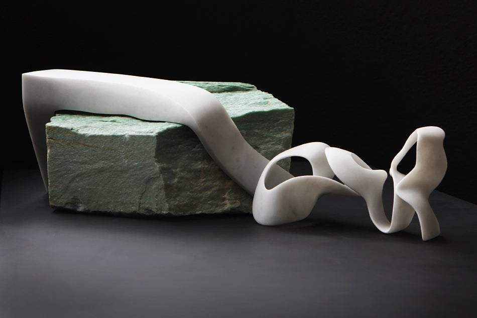 Elizabeth Turk Has a Genius for Marble