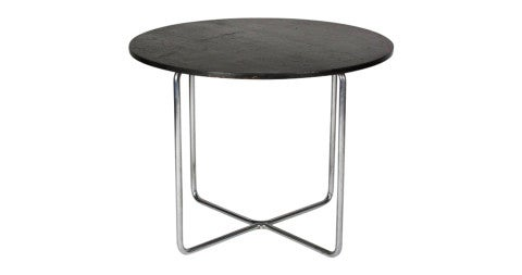 Mies van der Rohe occasional table, 1930s, offered by Alan Moss