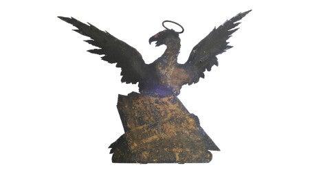 Iron Eagle Book Store Sign, CA. 19th-century