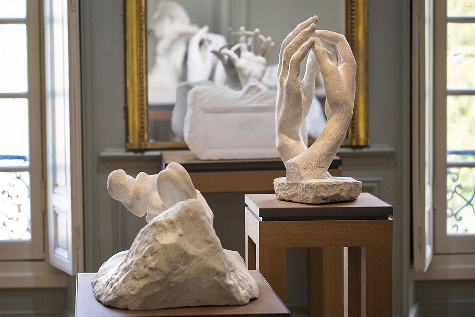 A Modern-Day Recast of Rodin and His Musée