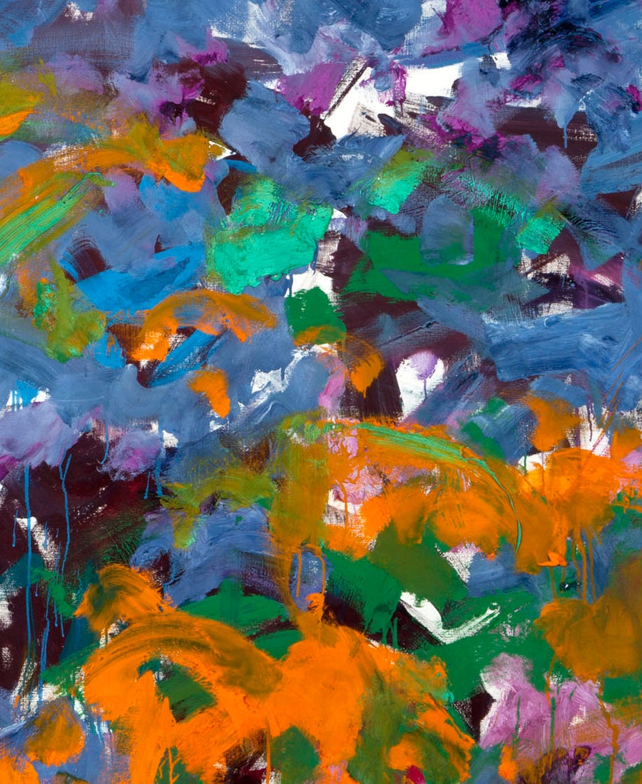 reviewing joan mitchell s colorful peaks and vallées 1stdibs
