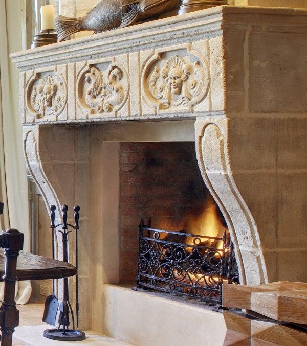 Demand Blazes For Fabulous Fireplaces 1stdibs Introspective
