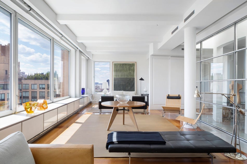 Lee Mindel's New York City Penthouse: The Architect is