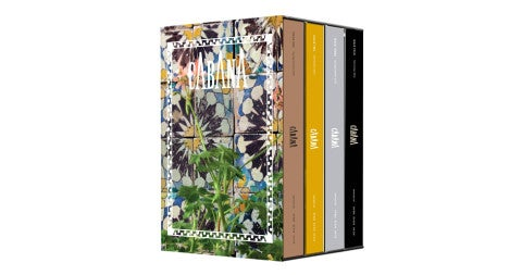 Limited-edition box set with issues 1, 2, 3 and 4 of <i>Cabana</i> magazine