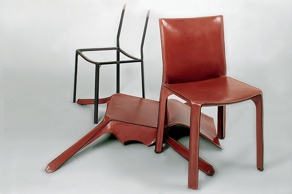 Right mario bellini s prototype teneride office chairs for cassina