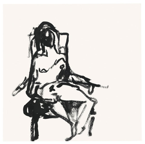 A Feeling of Past, a 2012 gouache on paper, is among the new work by Tracey Emin now filling Lehmann Maupin's two New York spaces through June 22. All images courtesy of the artist and Lehmann Maupin, New York and Hong Kong. To explore more Tracey Emin on 1stdibs, click here.