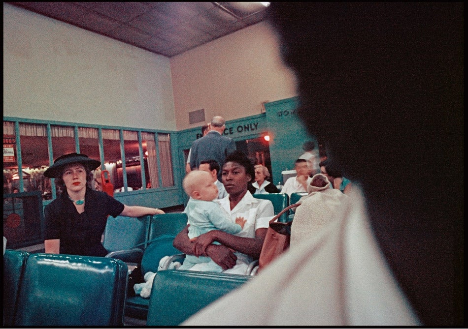 Gordon Parks' Jim Crow Photos Still Resonate, Alas
