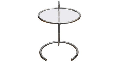 Eileen Gray table, 1960, offered by Relics Antiques