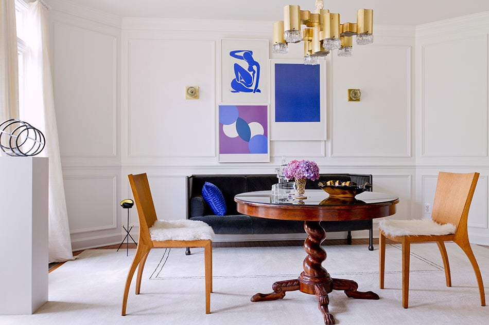 a interior image digest designer renovates new layout delphine plan krakoff townhouse architectural lighting york home houses manhattan designers