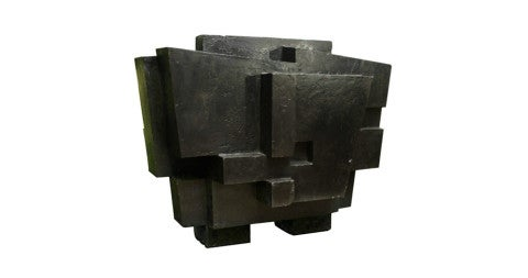 Brutalist Sculpture Attributed to Parvine Currie, 1930s