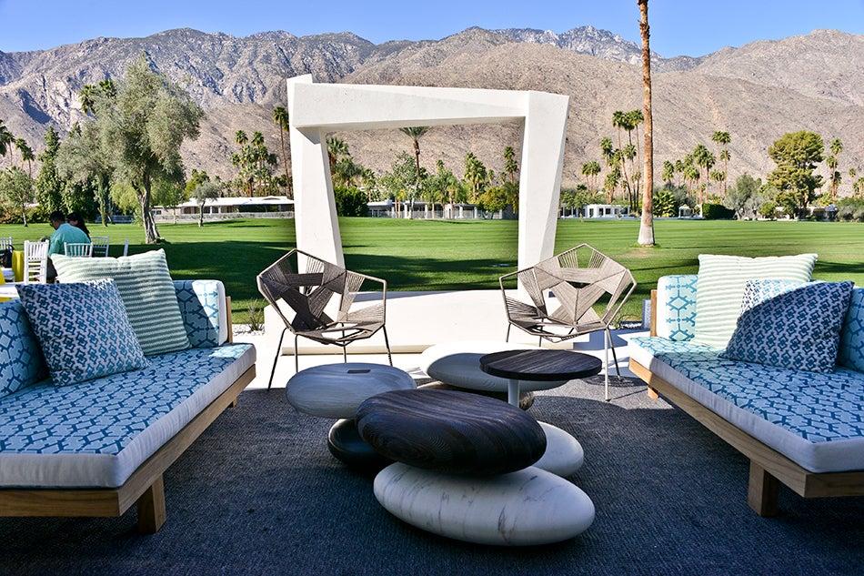 Palm Springs To Life For Modernism Week 1stdibs Introspective - Furniture Store Palm Springs Sevenstonesinc.com