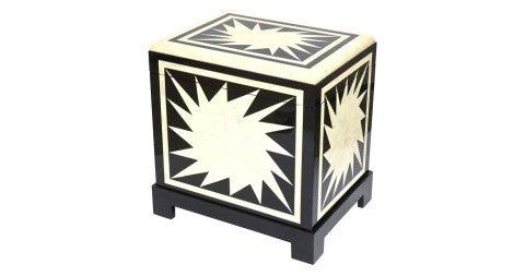 Karl Springer Kyoto box, 1975, offered by Galere