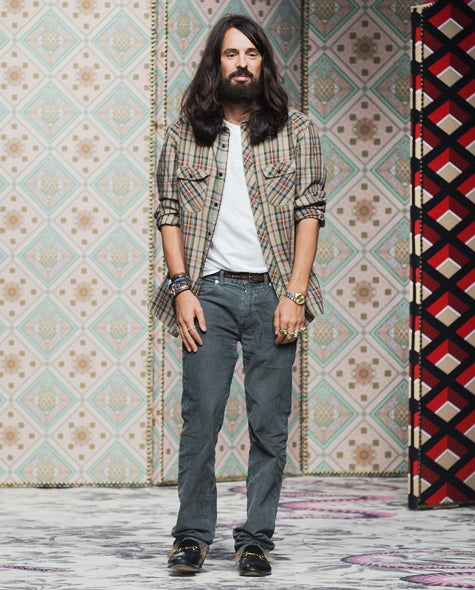 e0955a36fba Gucci creative director and Rome-native Alessandro Michele (above) has  collaborated with Cabana magazine on a new issue devoted to the Eternal  City