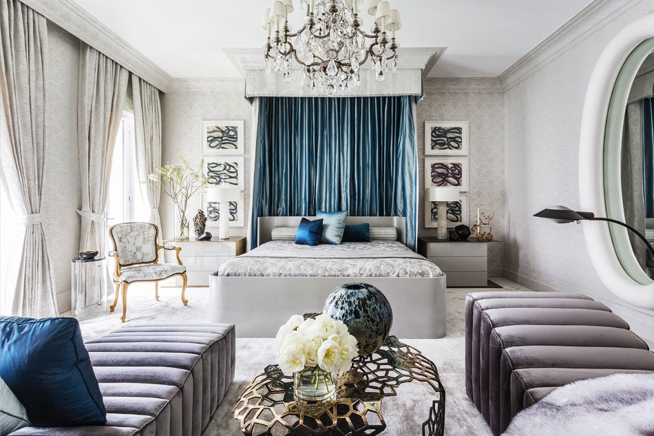 Where Interior Designers Feel Free to Show Off