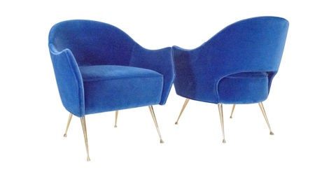 Briance chairs, offered by Bourgeois Boheme Atelier