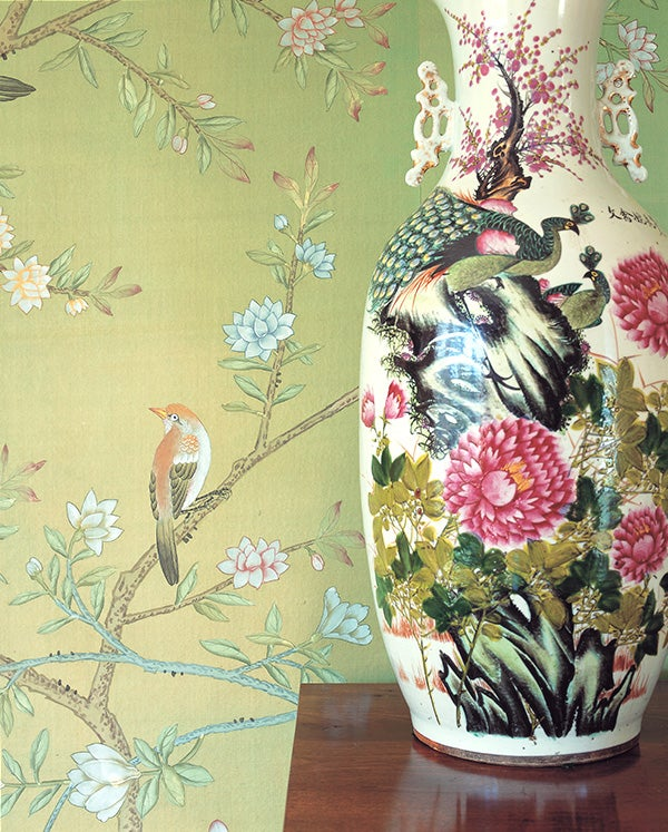 Pretty, Playful and Perennially Popular: The Story of Chinoiserie