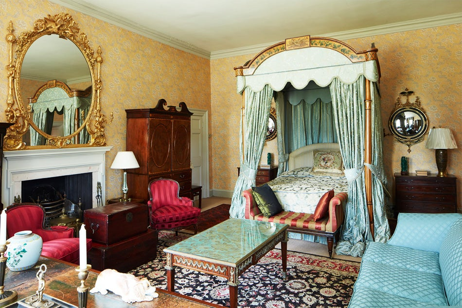 Shopping For Antiques In A British Royal Residence
