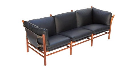 Arne Norell Ilona sofa, 1960s, offered by a la Mod