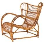Viggo Boesen for E.V.A. Nissen & Co. VB 136 lounge chair, late 1930s