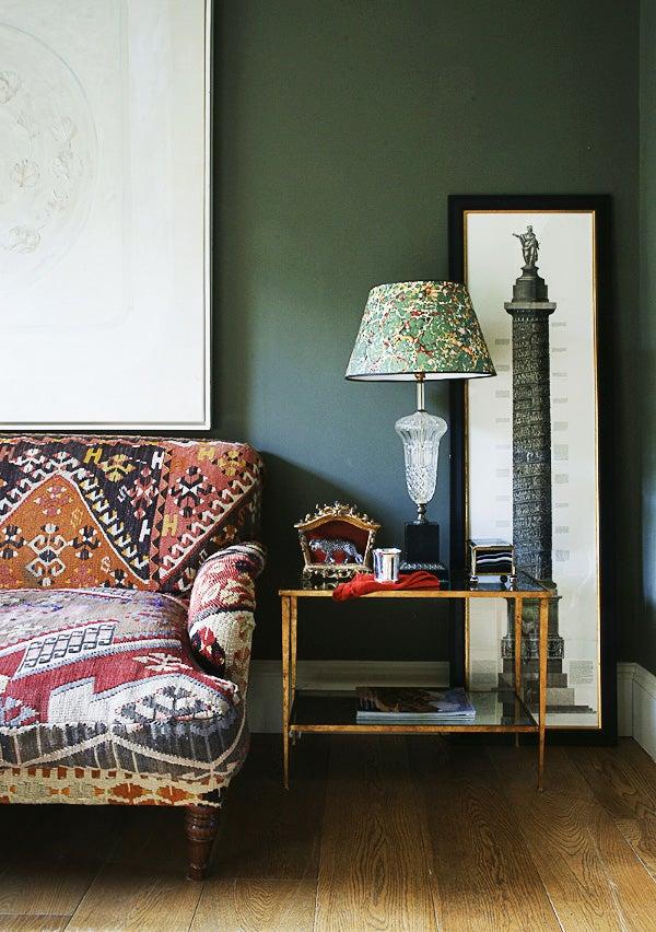 luke edward hall is drawing a fascinating future 1stdibs. Black Bedroom Furniture Sets. Home Design Ideas