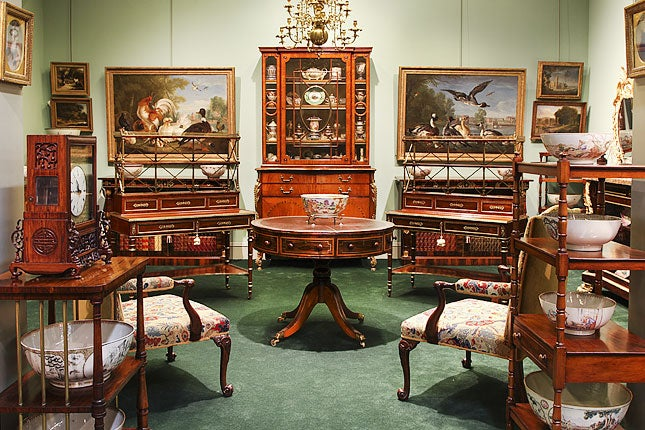 Hyde Park Antiques, Ltd.