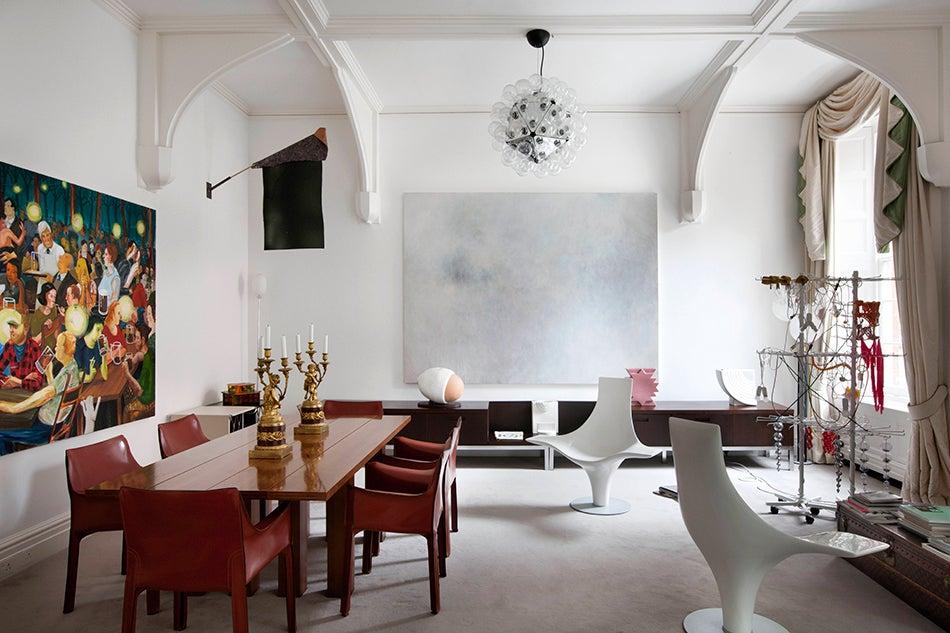 the enduring appeal of 70s leather furniture 1stdibs introspective. Black Bedroom Furniture Sets. Home Design Ideas