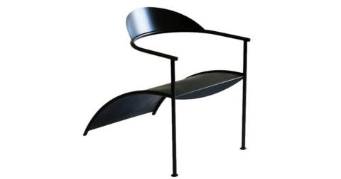 Philippe Starck for XO Pat Conley II lounge chair, 1984–89, offered by 3107