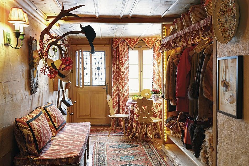 Michelle Nussbaumer Shares Her Exuberant Interiors