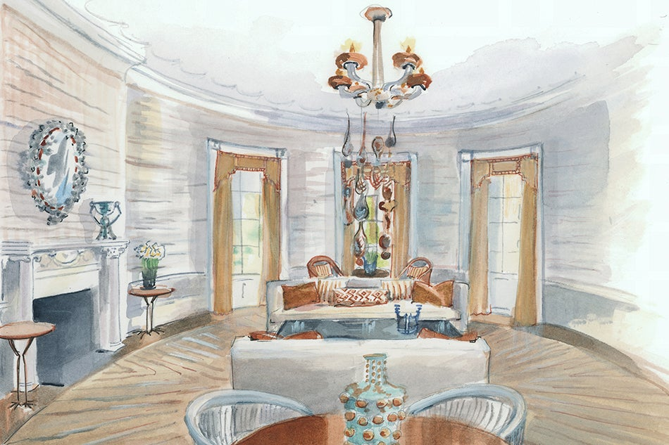 designers 39 white house interiors for clinton and trump 1stdibs