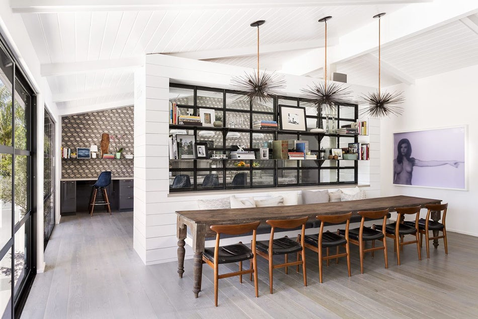antiques How antiques bring life to contemporary spaces contemporary modern dining room los angeles california by brown design group