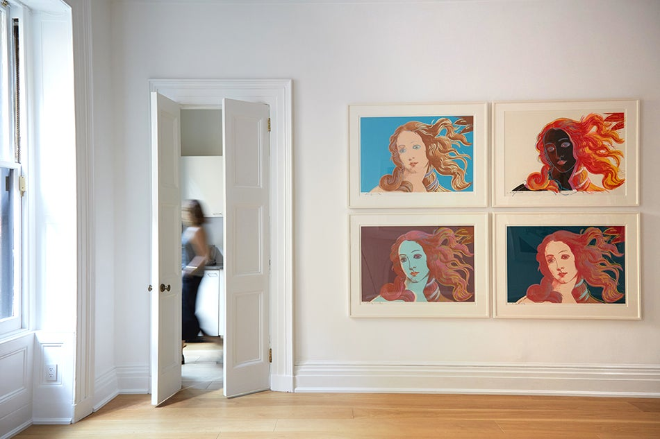 New York Gallerist Susan Sheehan Makes Modern Prints Charming