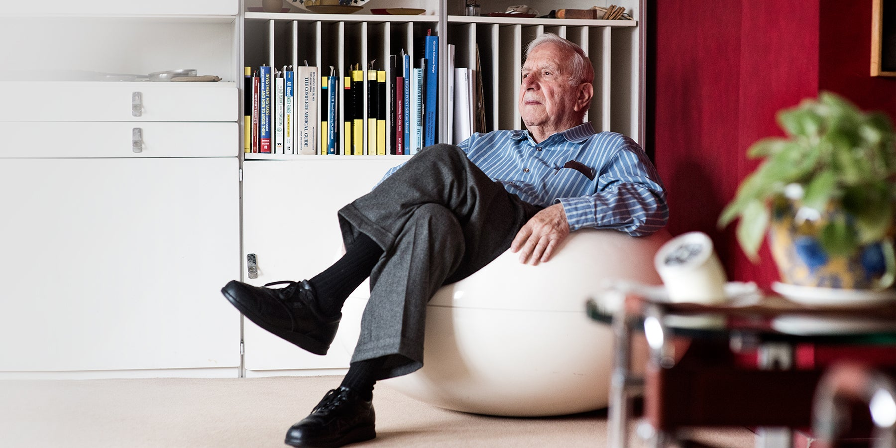 Meet The Man Who Introduced Modern European Design To The U.S.