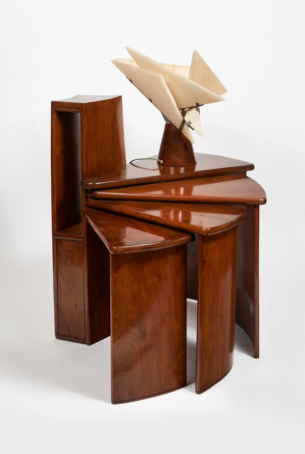 The Magical, Mutable Furniture of Pierre Chareau