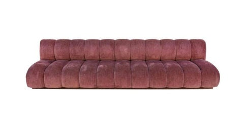 Steve Chase sofa, 1987, offered by Cain Modern
