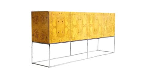 Milo Baughman sideboard, offered by Fresh Kills