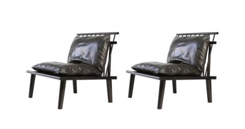 Matunuck lounge chairs, 2017, offered by O&G Studio