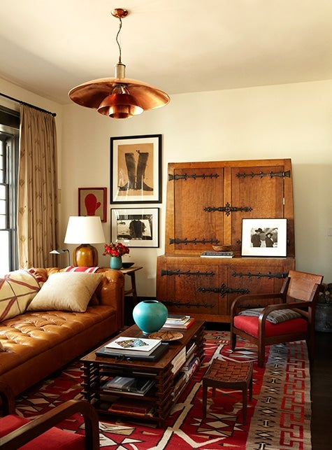 Mark Cunningham S Interiors Exude Warmth And Authenticity