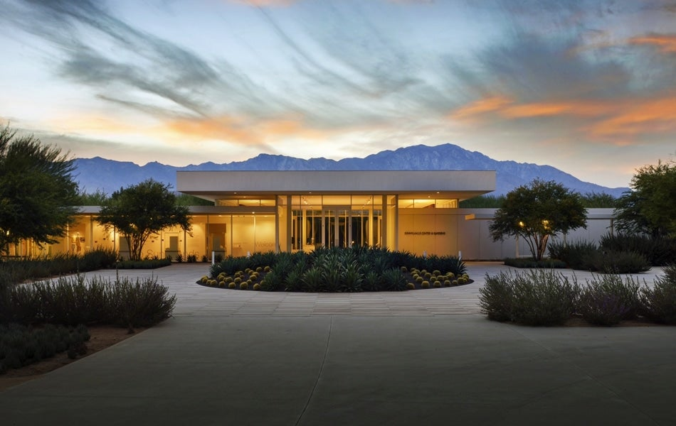 Welcome to California Modernism's Most Deluxe Desert Home