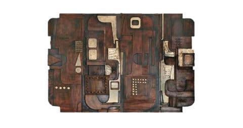 Nerone e Patuzzi panels, mid-20th century, offered by Fiona McDonald
