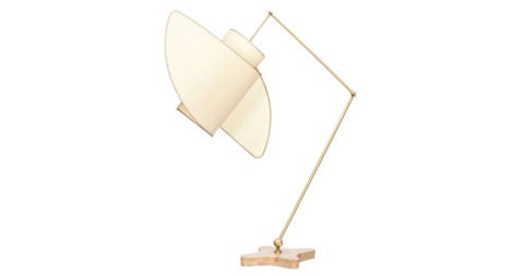 Carlo Mollino floor lamp, 2016, offered by Frank Landau
