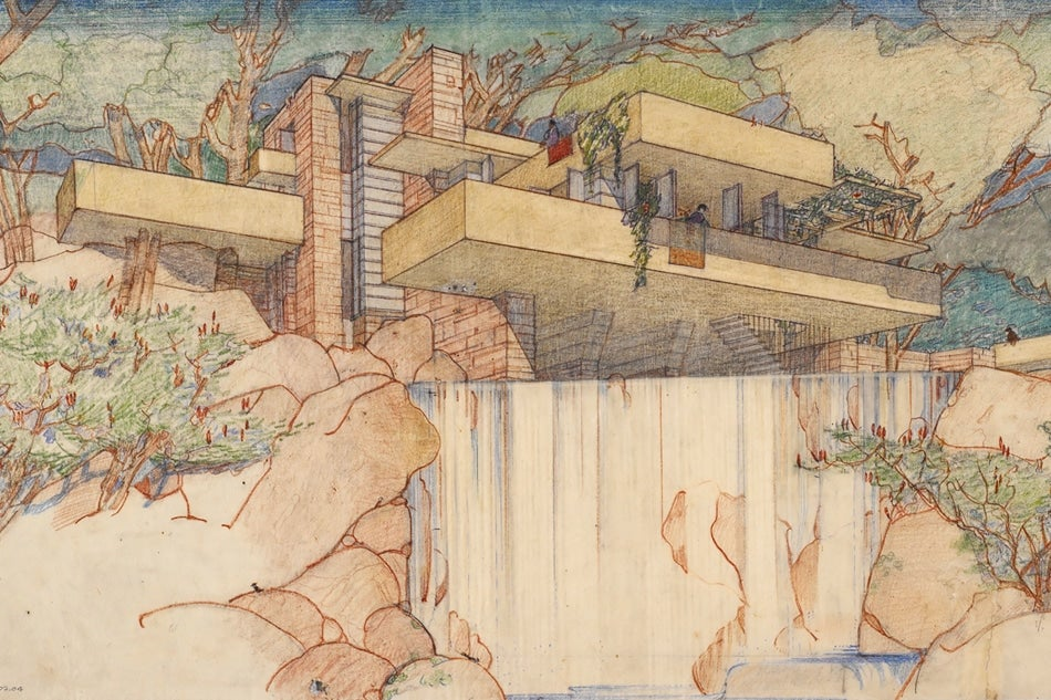MoMA and Others Celebrate 150 Years of Frank Lloyd Wright
