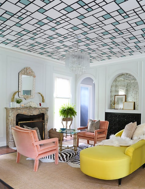 Summer Thornton summer thornton serves up traditional spaces with a cheeky twist