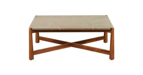 Bronson coffee table, new, offered by Lawson-Fenning