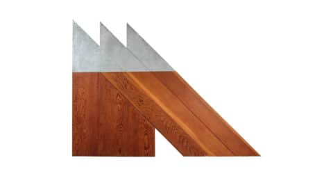 J. Dominguez wall sculpture, 1978, offered by Lawson-Fenning