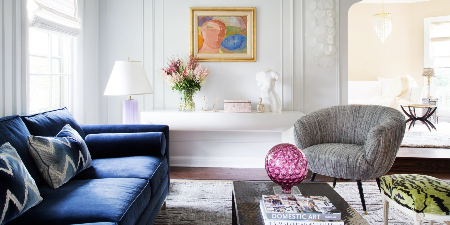 Summer Thornton Serves Up Traditional Spaces With A Cheeky Twist