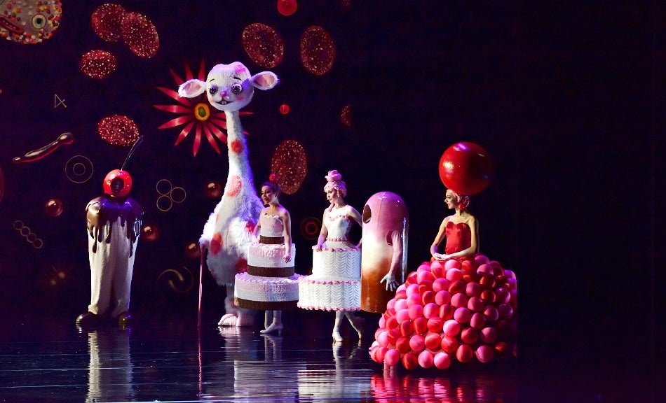 Mark Ryden Created a Sugar-Coated Set for a Major Ballet