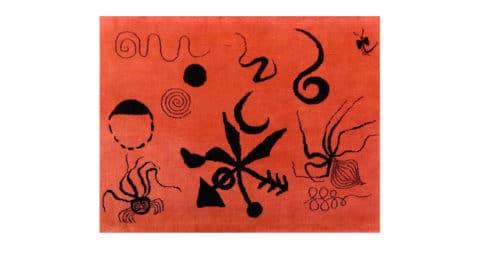 <i>Sea Life,</i> 1972, by Alexander Calder, offered by Heather James Fine Art