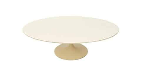 Eero Saarinen for Knoll Tulip table, 1955, offered by Motley
