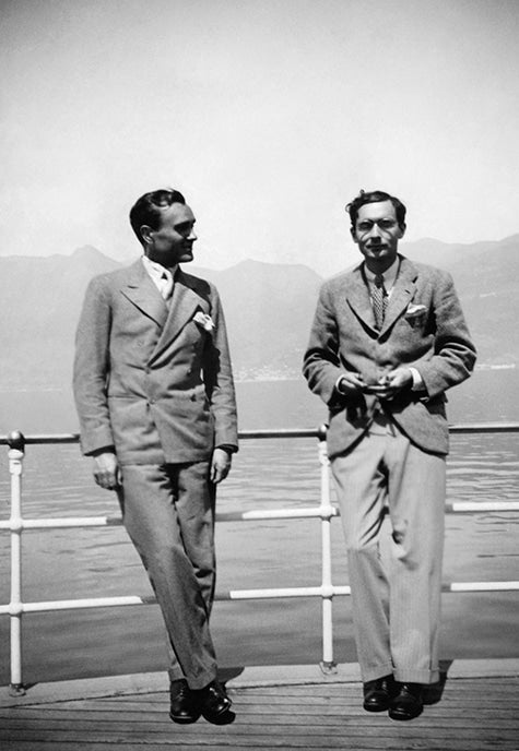 The Dynamic Duo Who Brought Modernism to America