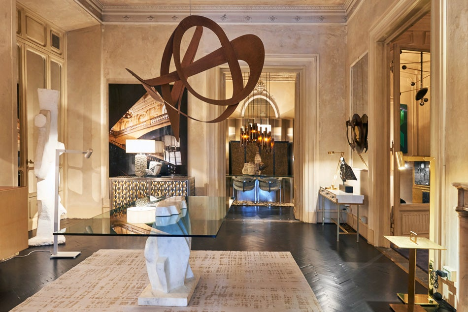 meet the couple behind the chicest franco florentine design gallery